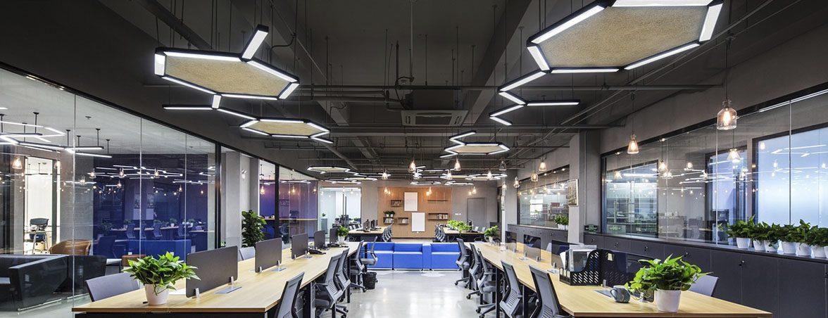 Oficina química ventanales | Muebles de oficina Spacio