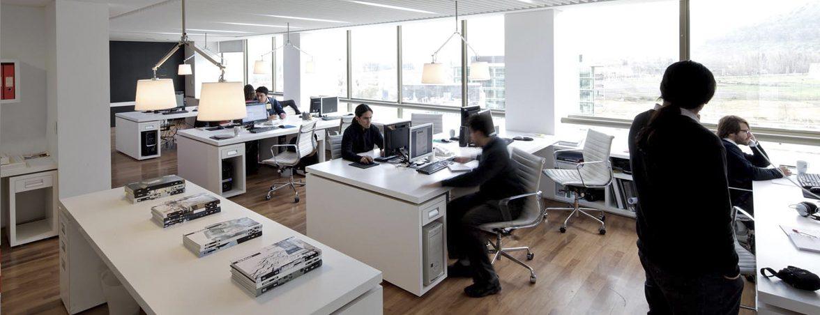 Oficina saludable ventanas | Muebles de oficina Spacio