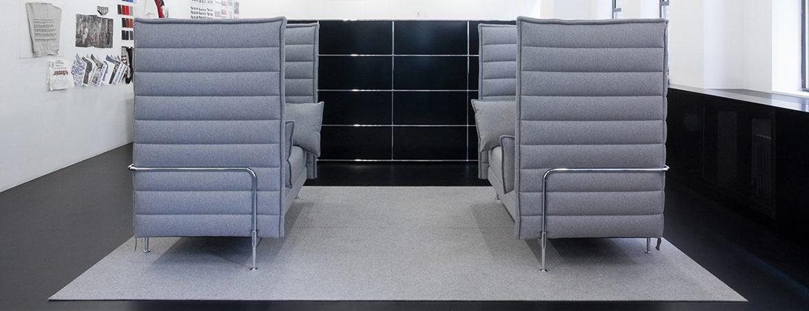 Oficina zona relax | Muebles de oficina Spacio