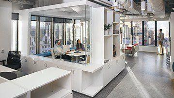 Oficinas colaborativas listado | Muebles de oficina Spacio