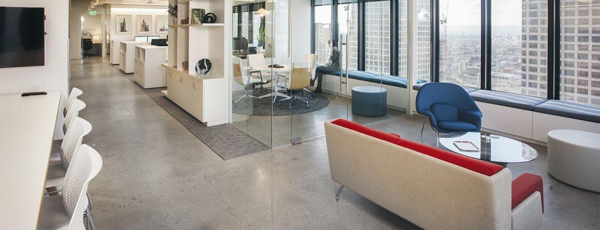 Oficinas colaborativas zona descanso | Muebles de oficina Spacio