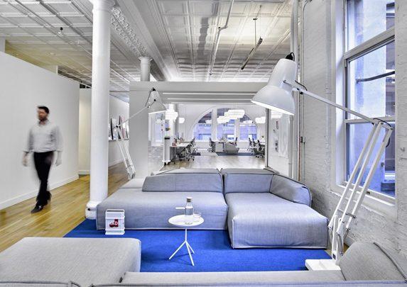 Oficinas con personalidad zona relax | Muebles de oficina Spacio