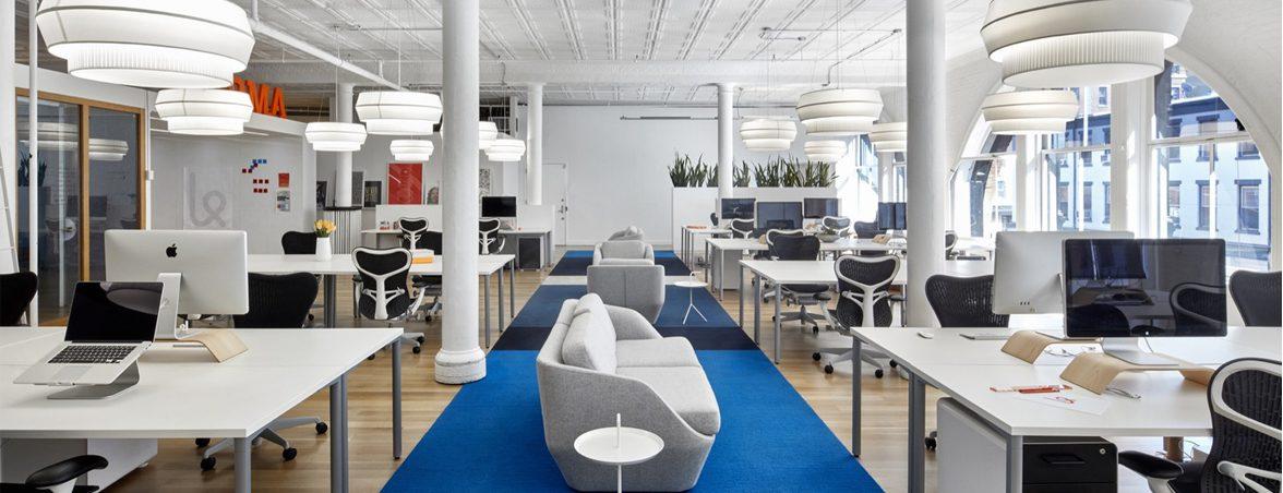 Oficinas con personalidad zona trabajo | Muebles de oficina Spacio