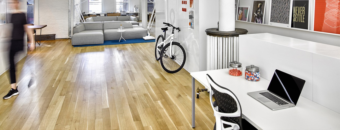 Oficinas con personalidad zonas | Muebles de oficina Spacio