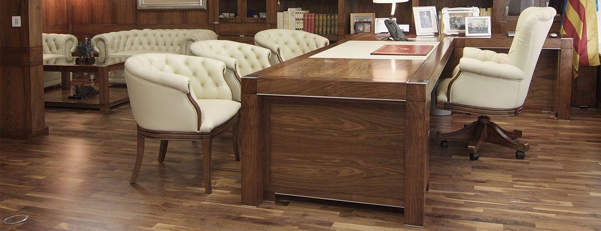 Oficinas domésticas clásicas | Muebles de oficina Spacio