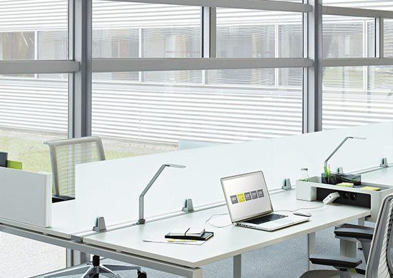 Oficinas domésticas minimalista | Muebles de oficina Spacio