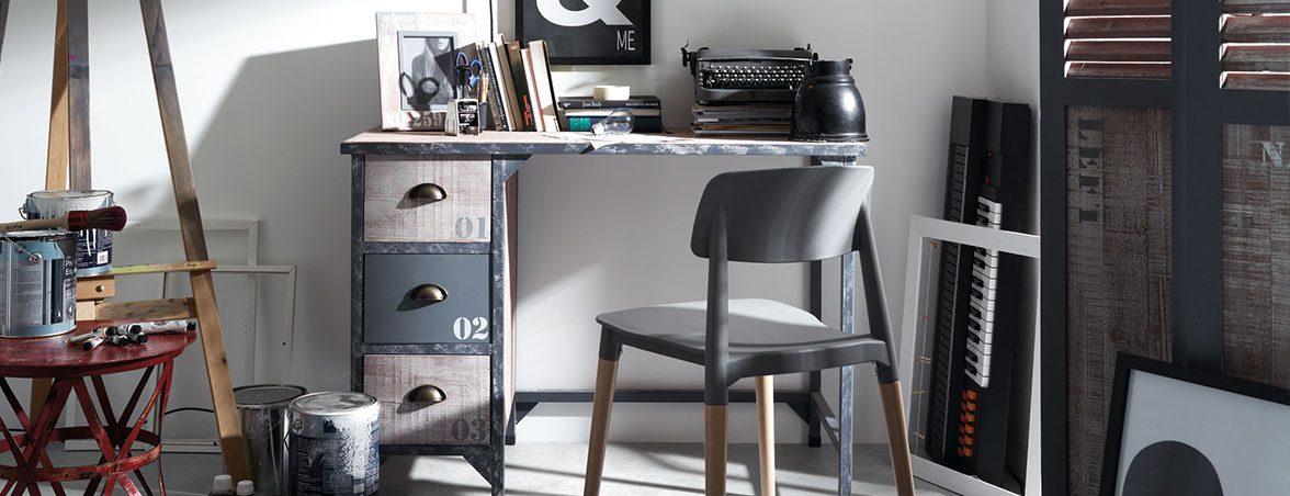 Oficinas domésticas vintage | Muebles de oficina Spacio