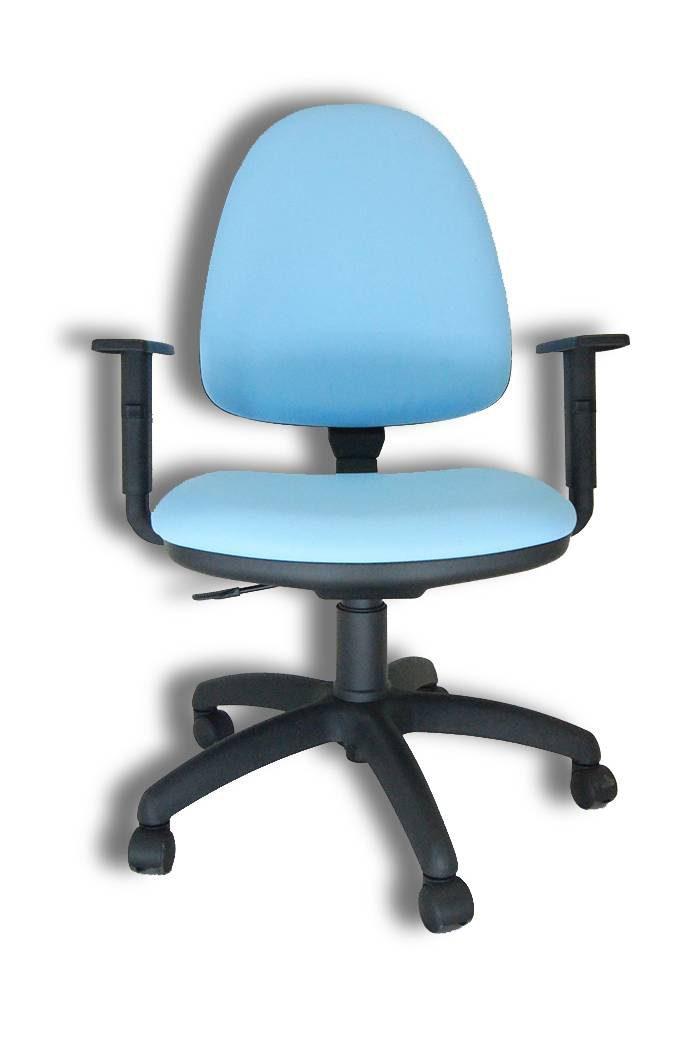 Silla de escritorio ibiza muebles de oficina spacio for Silla escritorio oficina