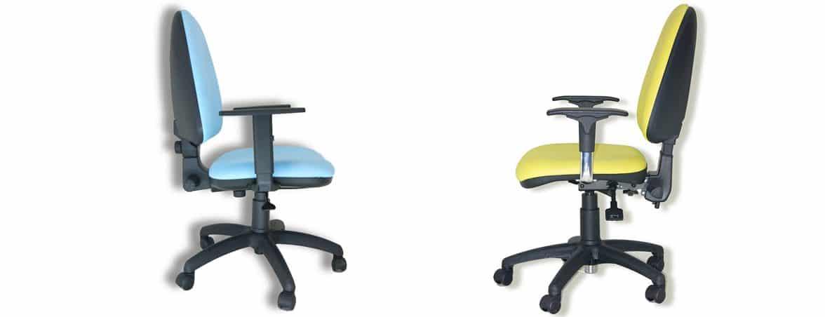 Silla de escritorio Ibiza portada | Muebles de oficina Spacio