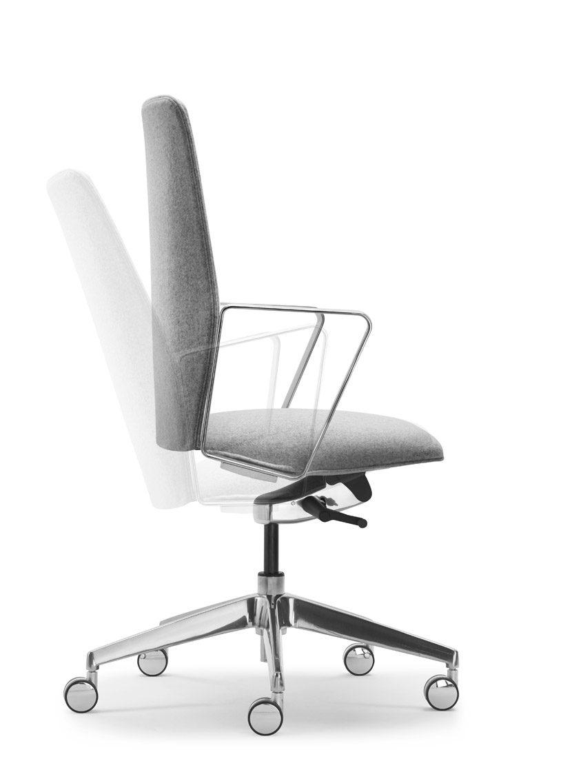 Silla despacho allure personalizable muebles de oficina - Sillas de despacho ...