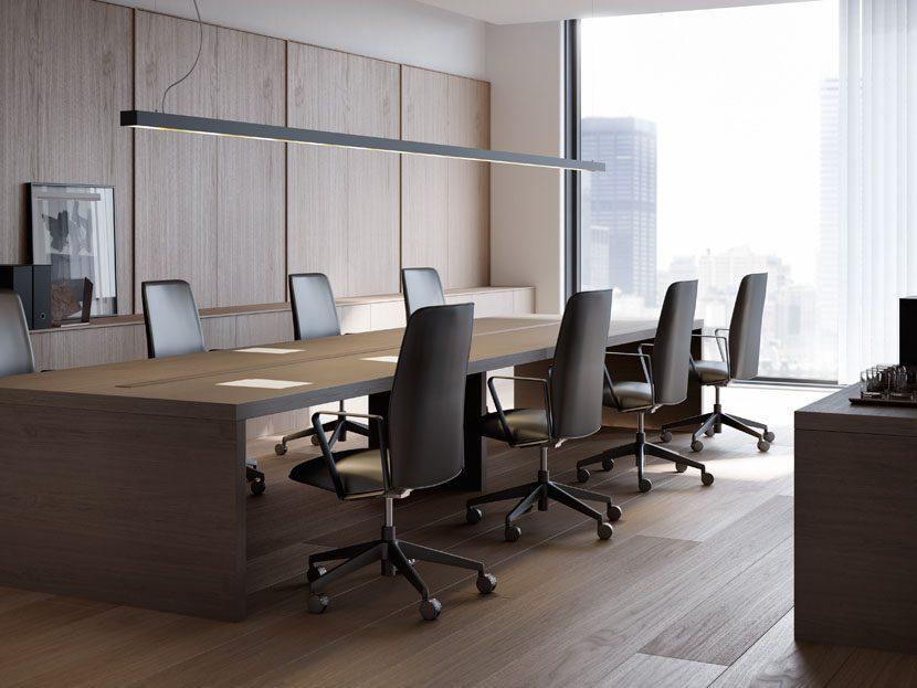 Silla despacho allure personalizable muebles de oficina spacio - Sillas de despacho ...