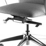 Silla despacho Allure mecanismos | Muebles de oficina Spacio
