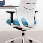 Silla Efit turquesa | Muebles de oficina Spacio