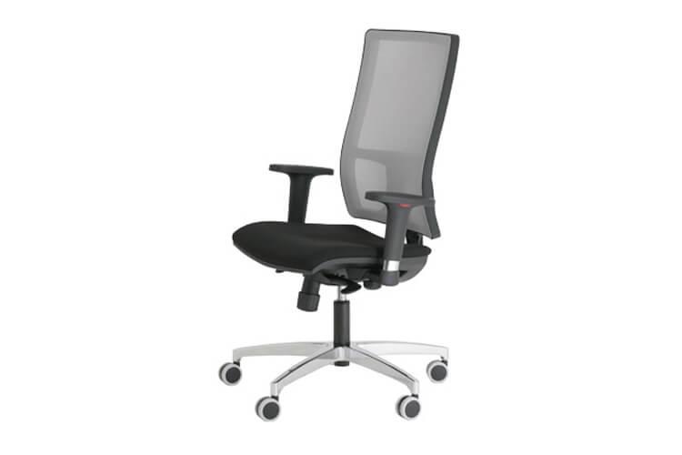 Silla ergonómica Light personalizable | Muebles de oficina Spacio