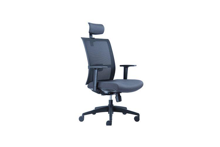 Silla escritorio Kendo listado | Muebles de oficina Spacio