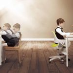 Silla infantil Ringo vs silla tradicional | Muebles de oficina Spacio