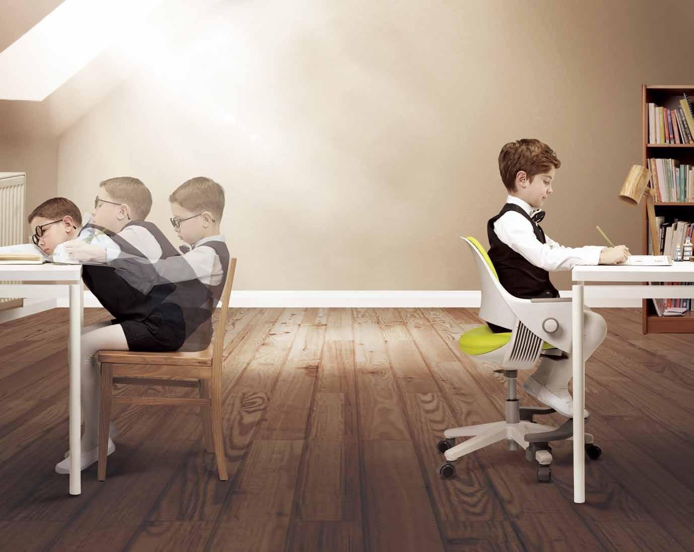 Infantil Niños Silla De RingoExclusiva Mobiliario Oficina Para y8nOPv0wmN