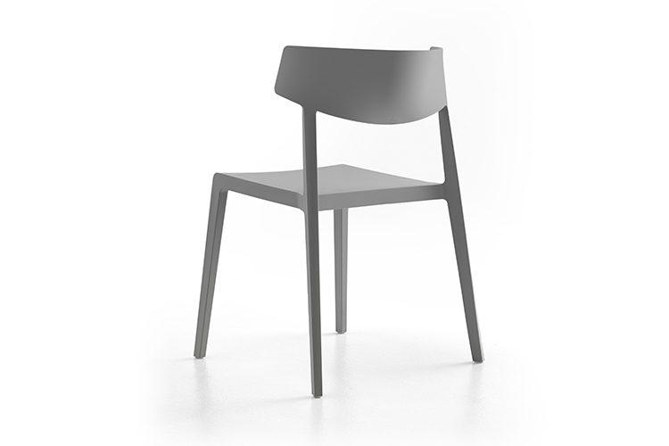 Silla multifunción Wing listado | Muebles de oficina Spacio