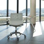 Silla multifuncional Urban Block ruedas huecas | Muebles de oficina Spacio