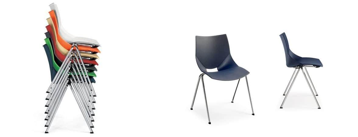Silla multiusos Fama portada | Muebles de oficina Spacio