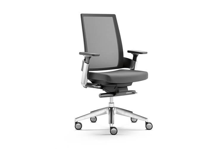 Silla oficina ergonómica 3.60 listado | Muebles de oficina Spacio