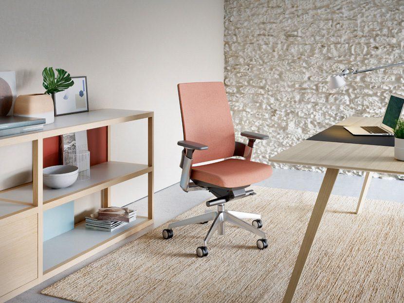Silla oficina ergonómica 3.60 | Muebles de oficina Spacio