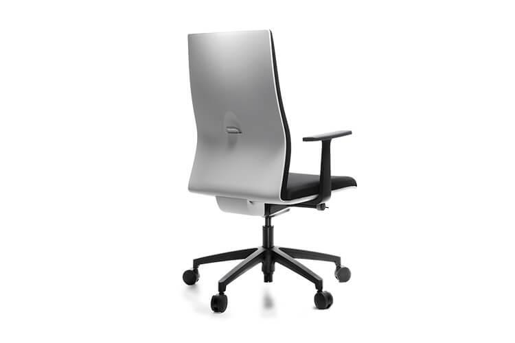 Silla para oficina Touch listado | Muebles de oficina Spacio