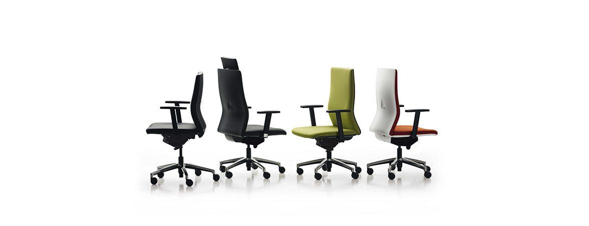 Silla para oficina Touch portada | Muebles de oficina Spacio