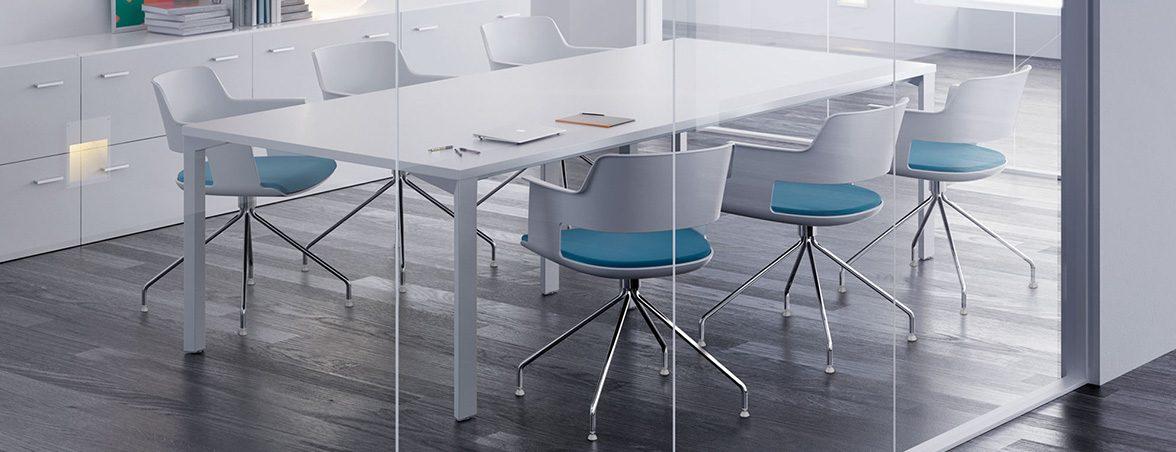 Silla para sala Cappa portada | Muebles de oficina Spacio