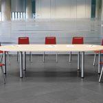 Sillas apilables Mit sala reunión | Muebles de oficina Spacio
