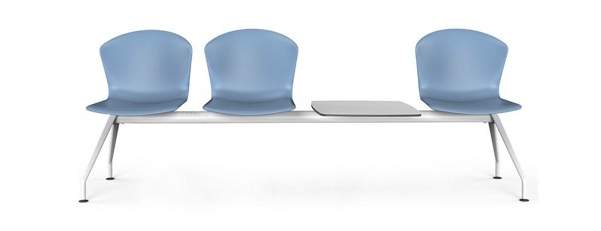 Sillas de espera Whass portada | Muebles de oficina Spacio
