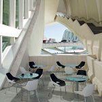 Sillas multifunción Viva exterior | Muebles de oficina Spacio