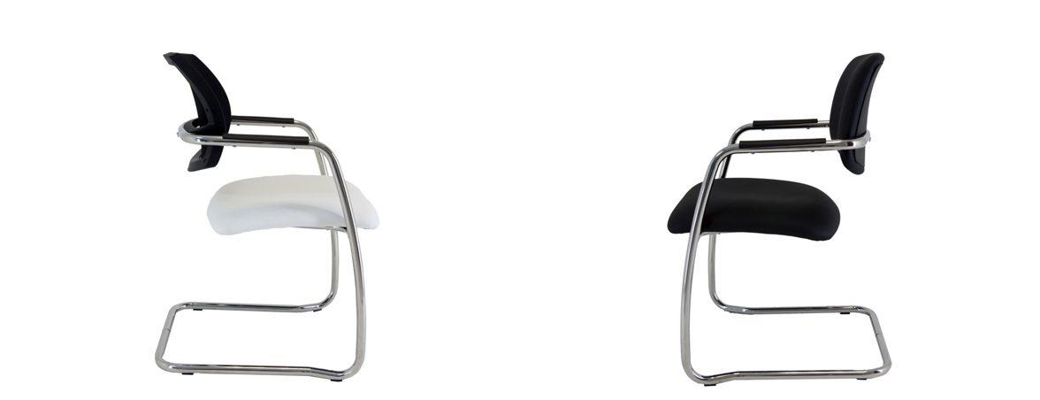 Sillas multiusos Eva portada | Muebles de oficina Spacio