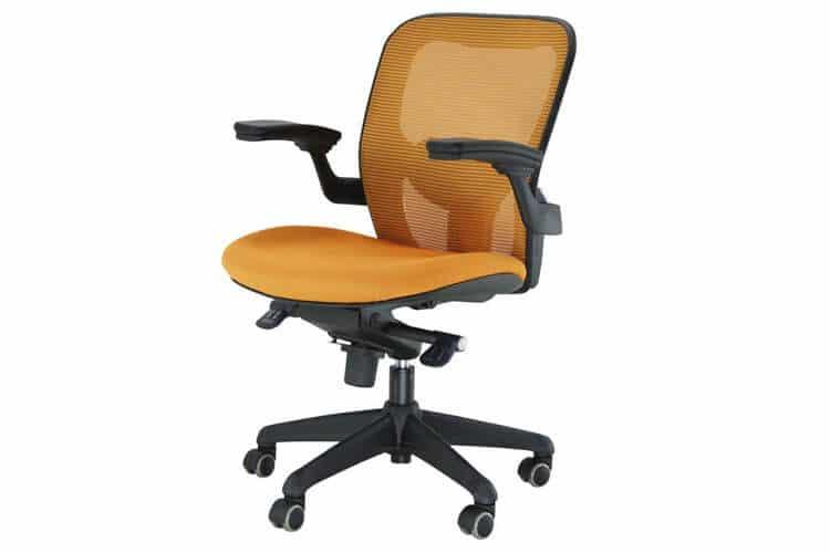 Sillas oficina ergonómicas Gioconda listado | Muebles de oficina Spacio