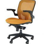 Sillas oficina ergonómicas Gioconda perfil | Muebles de oficina Spacio