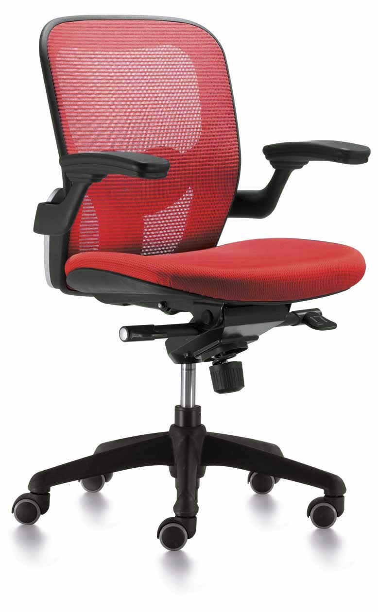 Sillas oficina ergon micas gioconda muebles de oficina for Sillas para oficina walmart
