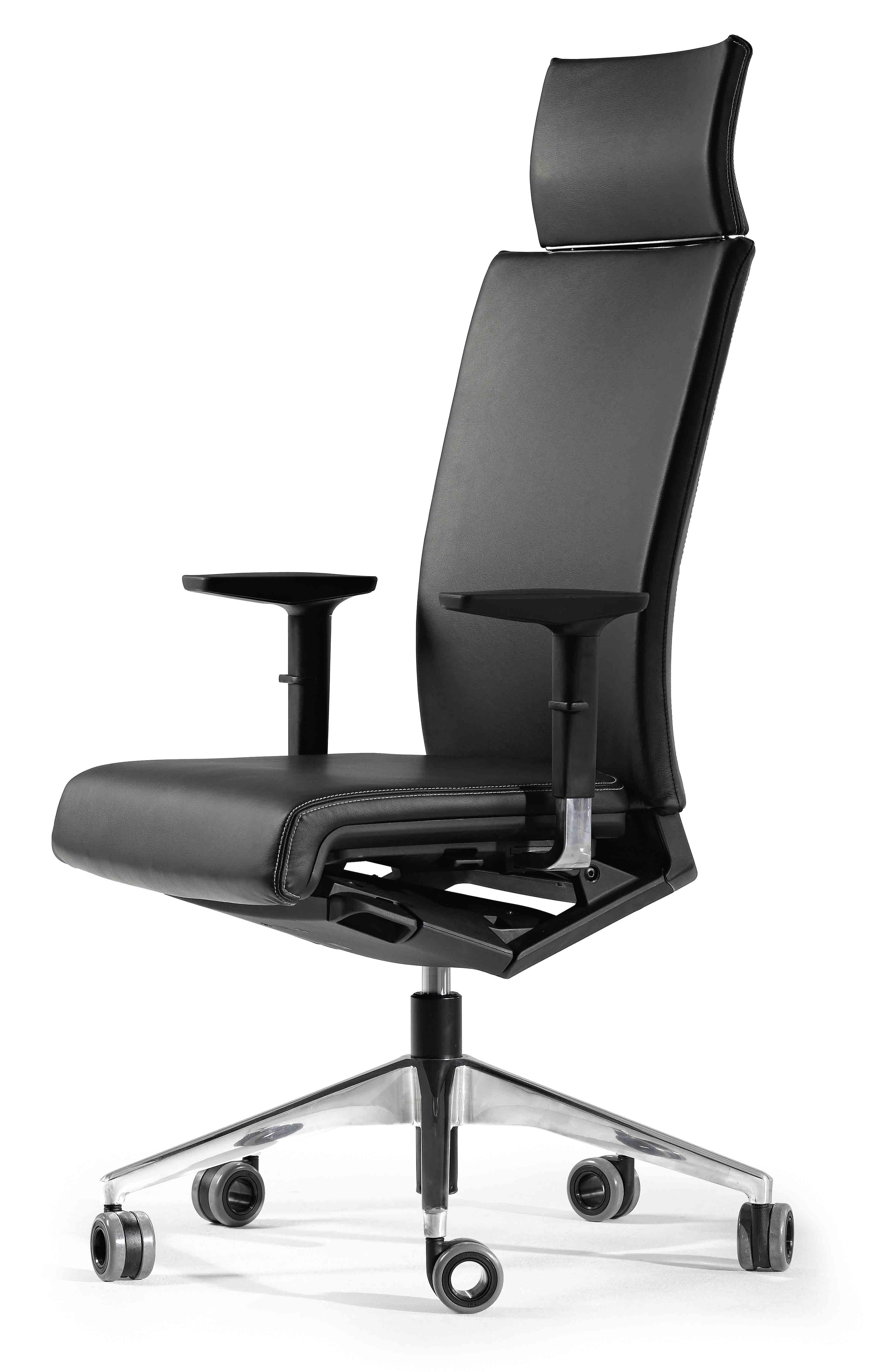 Sillas para escritorio winner muebles de oficina spacio for Sillas ergonomicas para oficina precio
