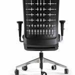 Sillas para escritorio Winner respaldo polipropileno | Muebles de oficina Spacio