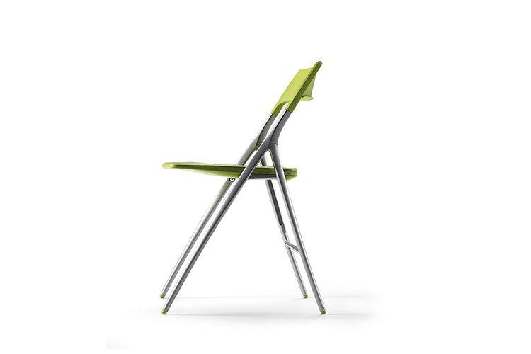 Sillas plegables Plek listado | Muebles de oficina Spacio