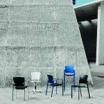 Sillas sala espera Eina modelos | Muebles de oficina Spacio