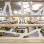 Silla multifunción Wing comedor hotel | Muebles de oficina Spacio
