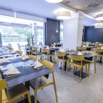 Silla multifunción Wing sala restaurante | Muebles de oficina Spacio