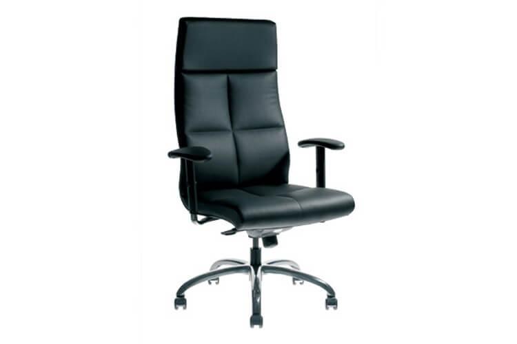 Sillón dirección Boss listado | Muebles de oficina Spacio