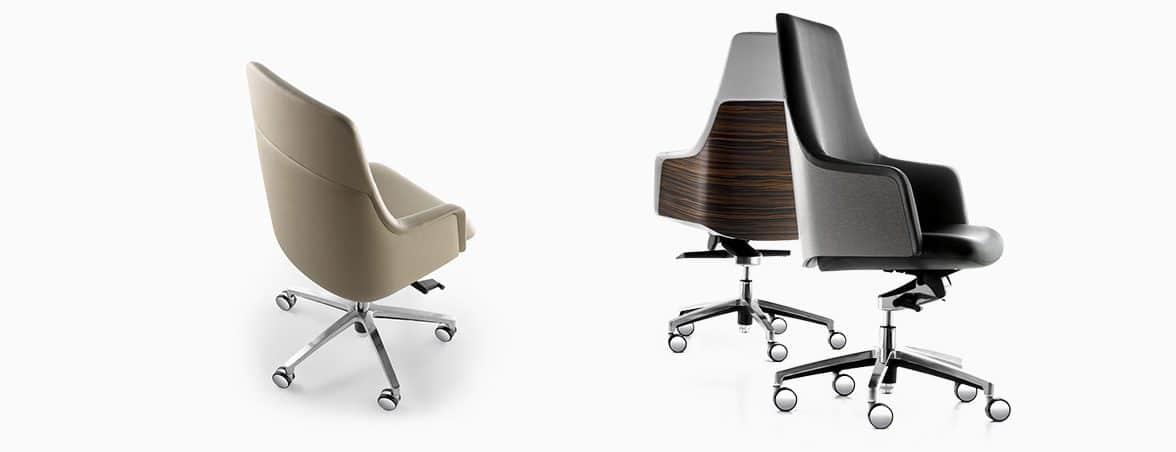 Sillón ejecutivo Cuore portada | Muebles de oficina Spacio