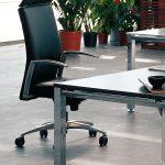 Sillones de dirección Kados cromado | Muebles de oficina Spacio