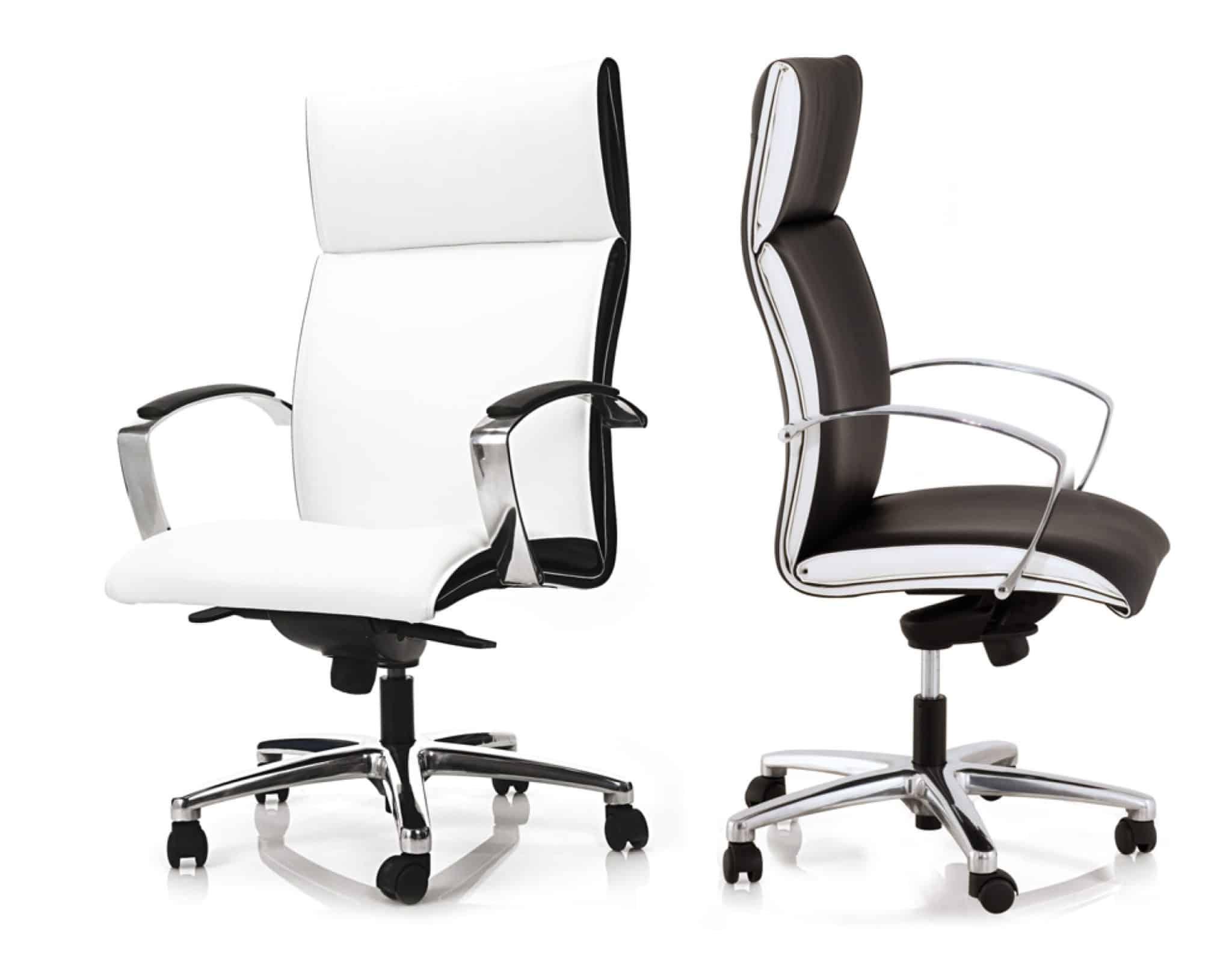 Sillones de oficina arte muebles de oficina spacio for Sillones oficina ergonomicos precios