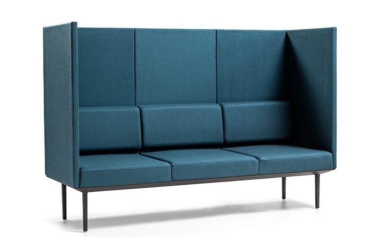 Sofás de espera Longo listado | Muebles de oficina Spacio