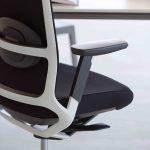 Tnk 500 con marco blanco | Muebles de oficina Spacio