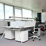 Tnk 500 con mesa Arkitek | Muebles de oficina Spacio