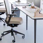 Tnk 500 con mesa Longo | Muebles de oficina Spacio